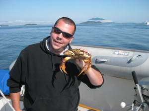 Mike Crabbing